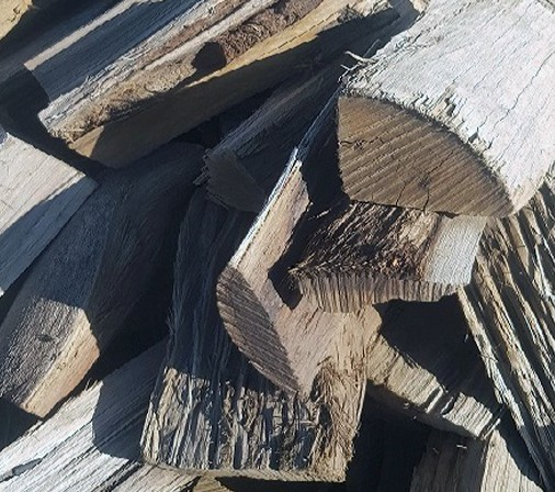 Fire Wood Sales Mixed